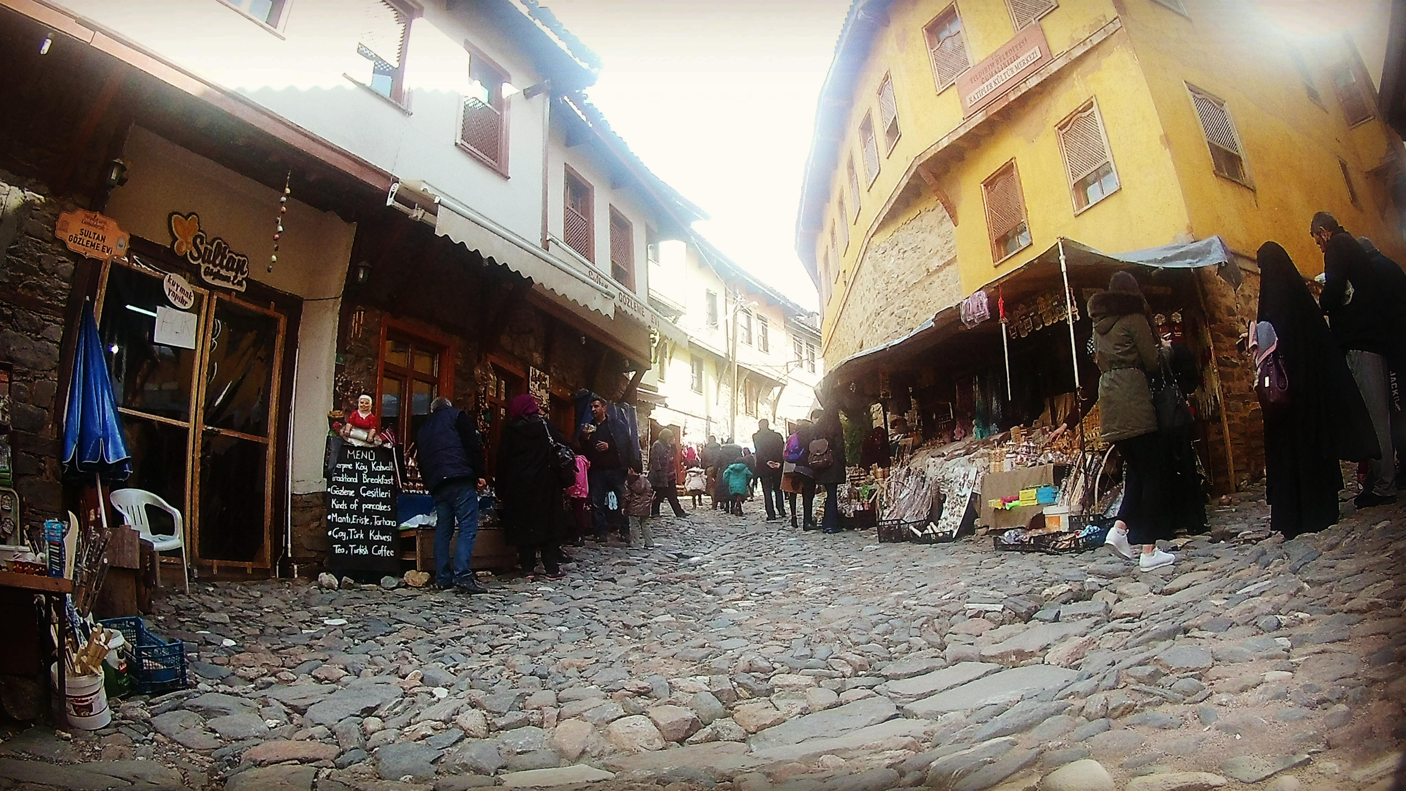 Köy Sokakları