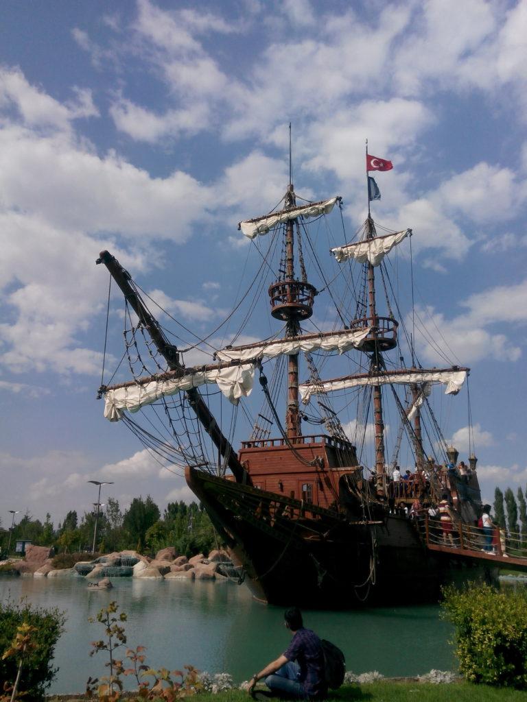 Eskişehir - Korsan Gemisi