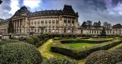 Brüksel Royal palace