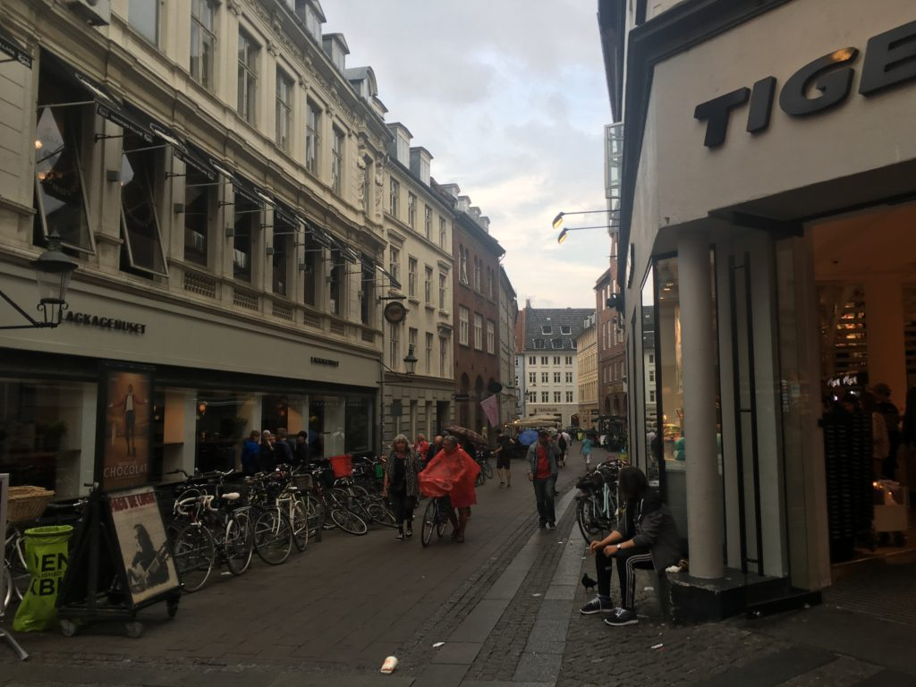 Danimarka Sokakları