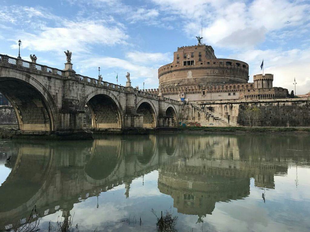 Castel Sant Angelo photo:francesca_polcini