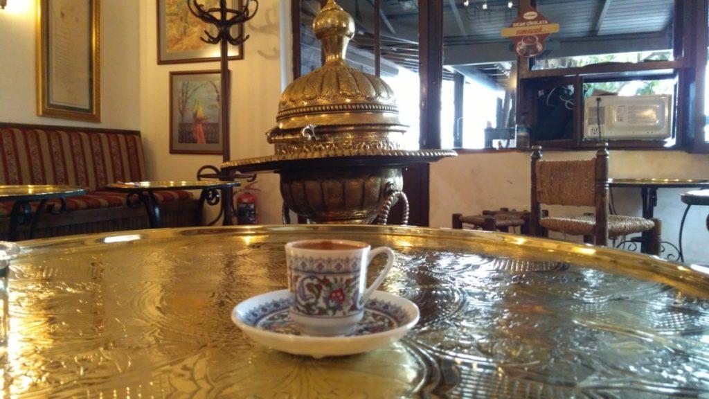 Tarihi Kahve