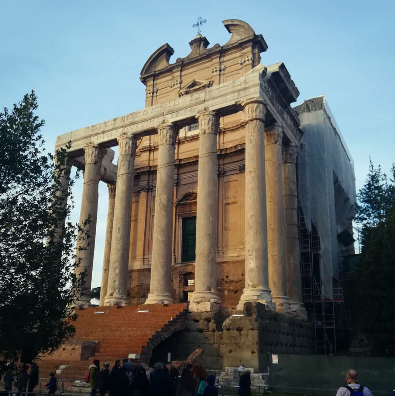 Roma Forum - Photo: barry_krishna