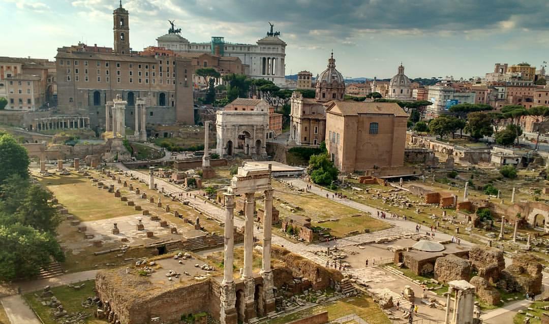 Roma Forum - Photo: rafa.conteumahistoria