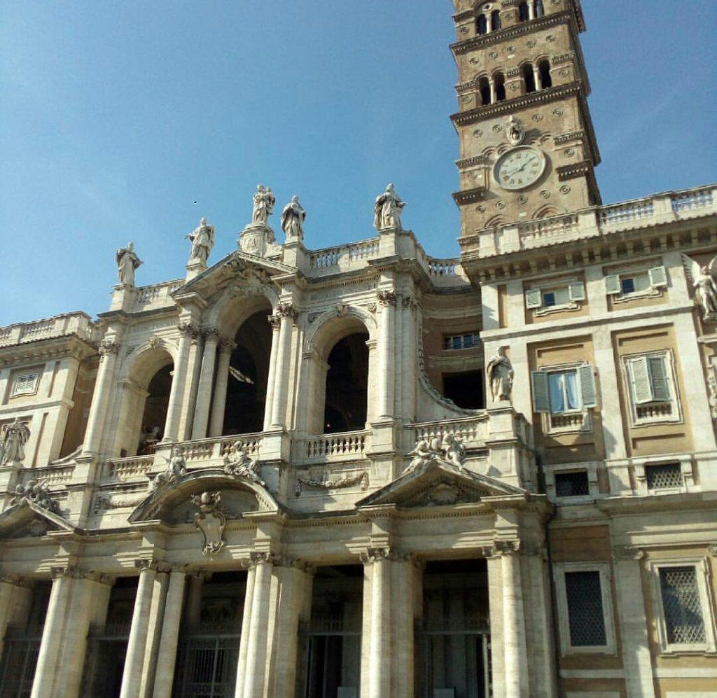 Roma - Santa Maria Maggiore Bzilikası