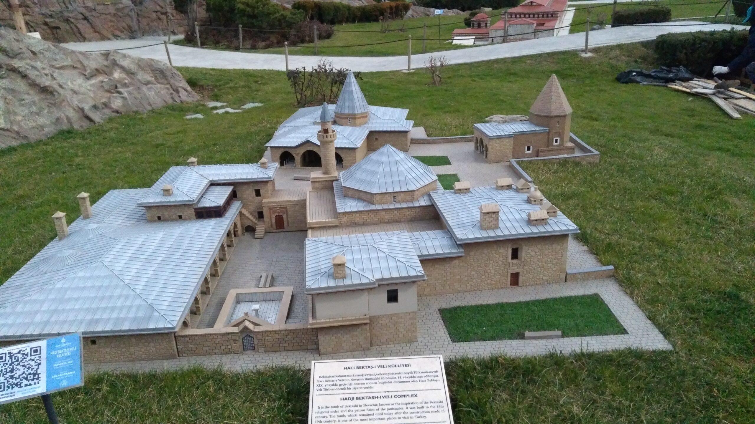 Hacı Bektaş-i Veli Külliyesi
