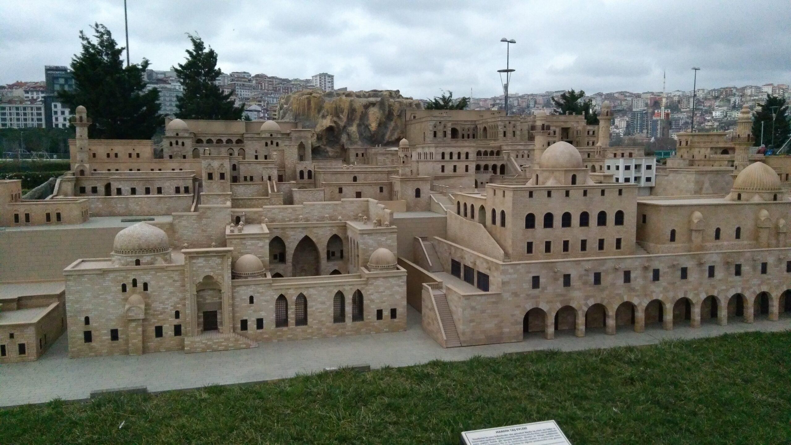 Mardin Taş Evleri