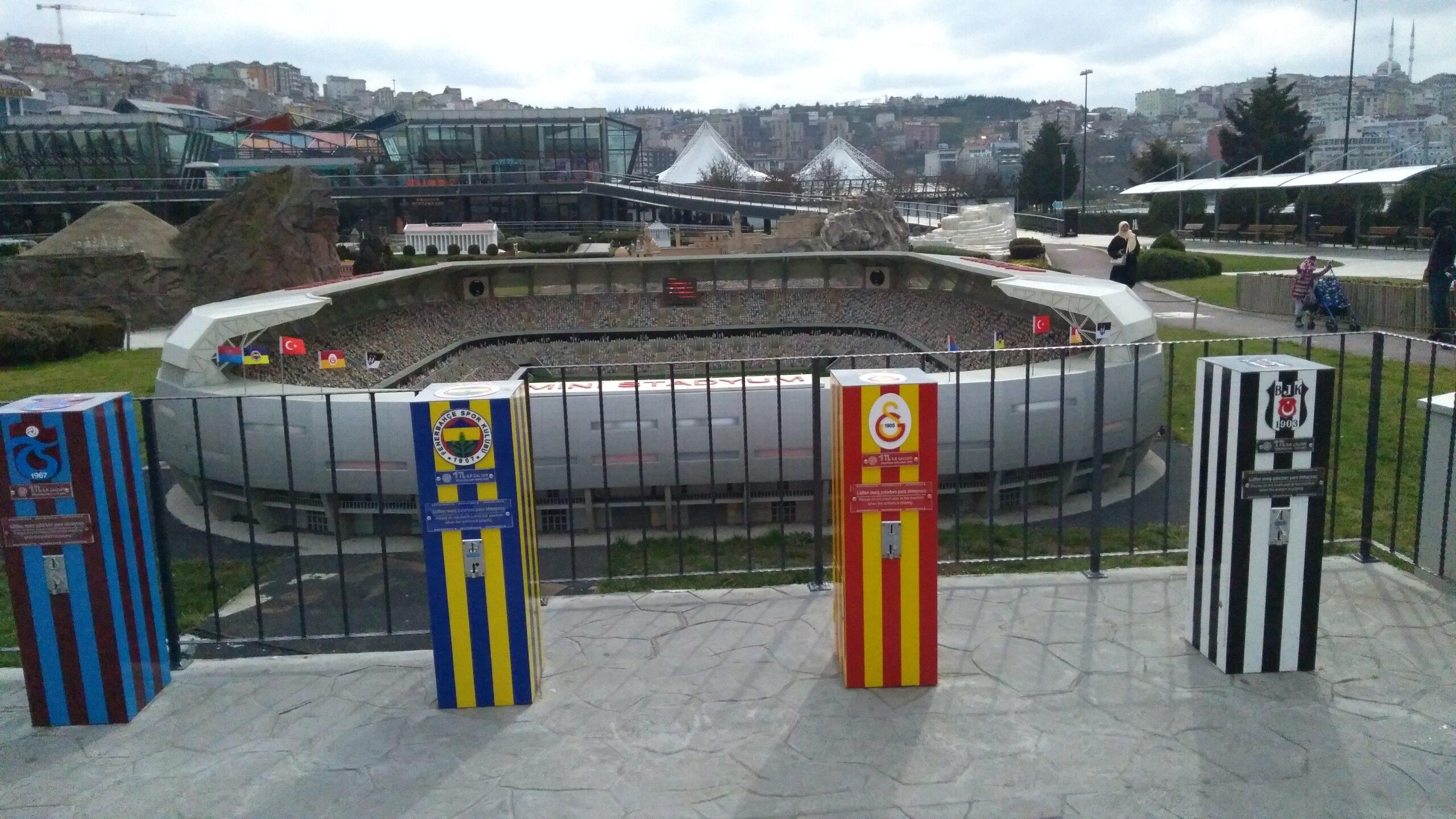 Miniatürk Atatürk Olimpiyat Stadı