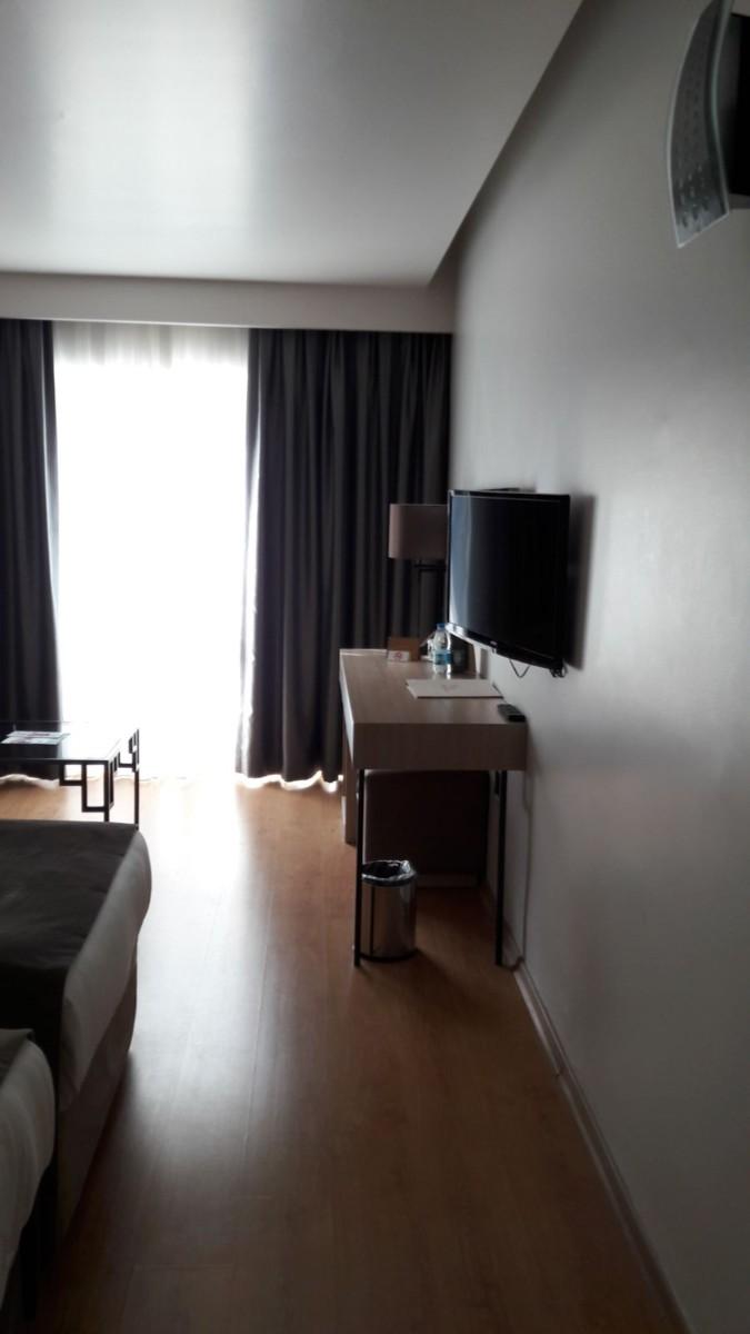 Altın Yunus Resort Otel Odası