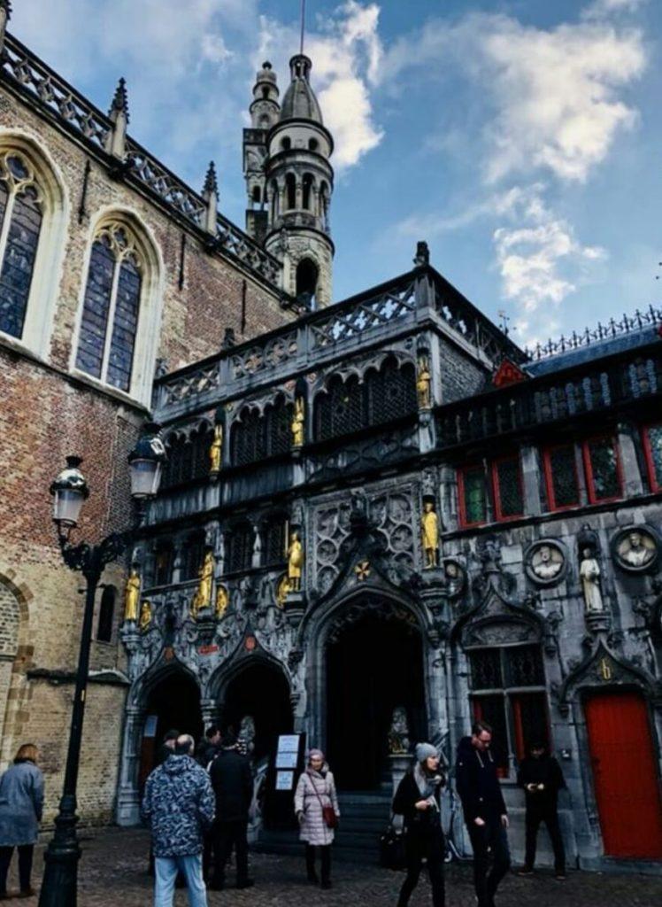 Brugge Heiligbloed Basiliek