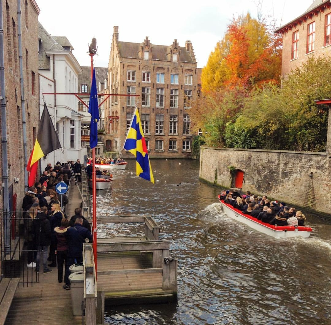 Brugge Kanallari