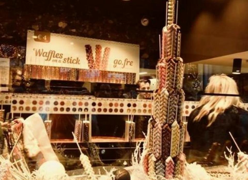 Waffle Dükkanı