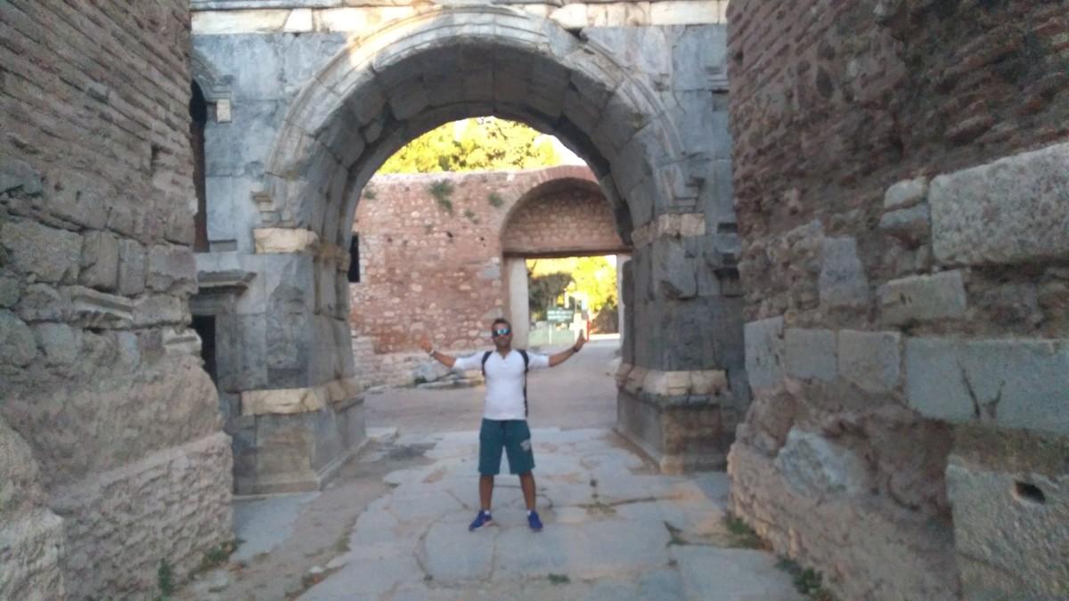 Lefke Gate