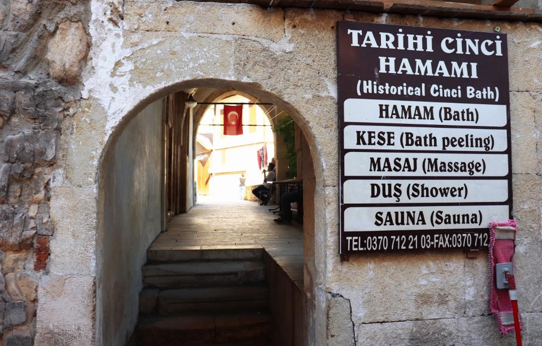 Tarihi Cinci Hamamı