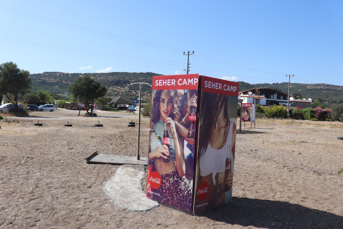 Seher Camping Plaj