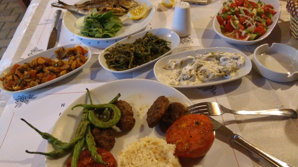 Seher Camping Restaurant