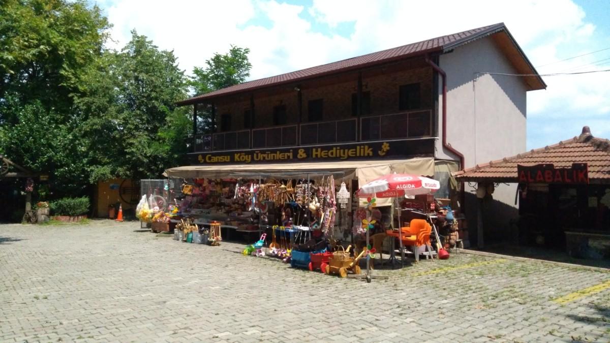 Cansu Alabalık Köy Ürünleri Hediyelik Eşyalar