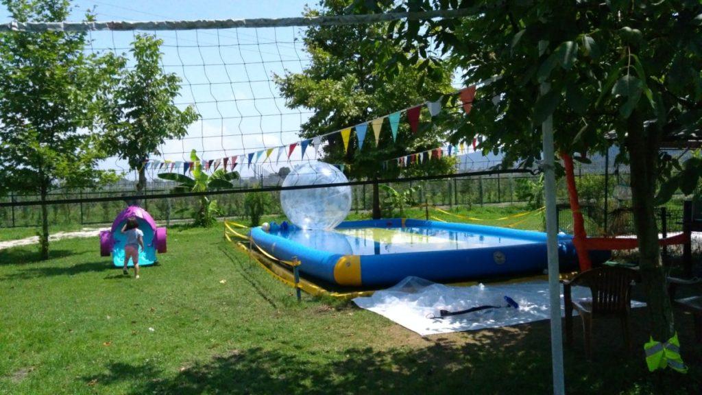 Cansu Alabalık Oyun Havuzu