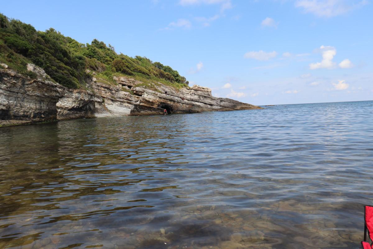 Sardala Koyu Deniz