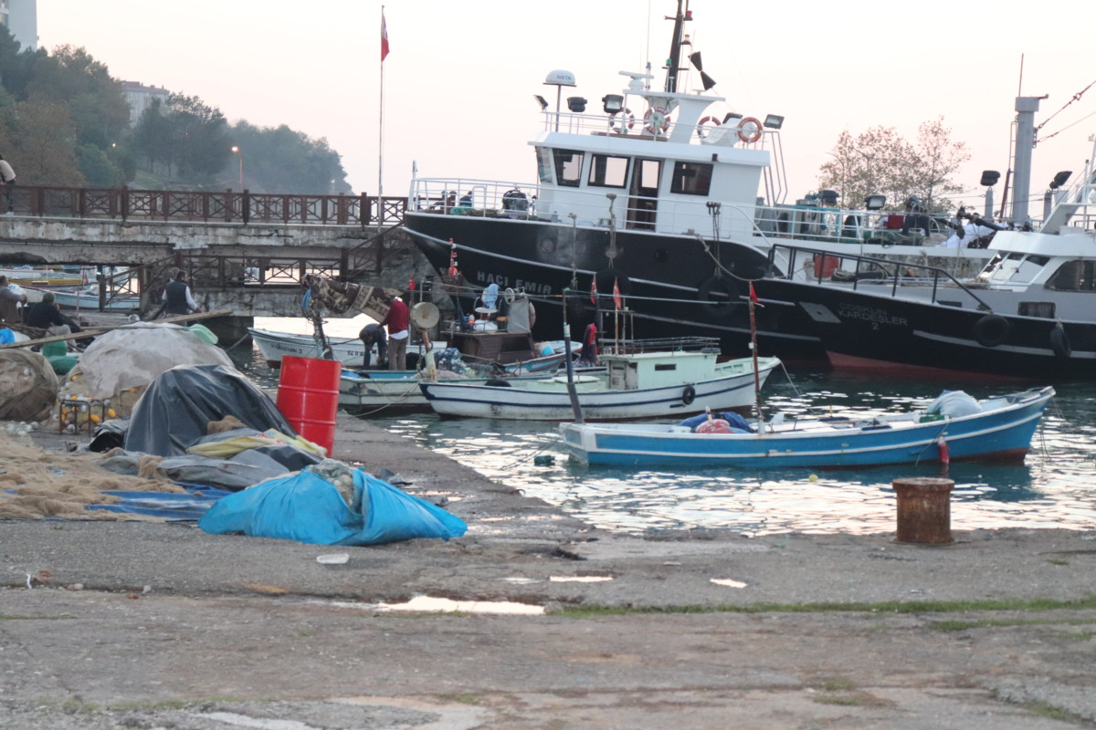 AkçaKoca Balıkçılar