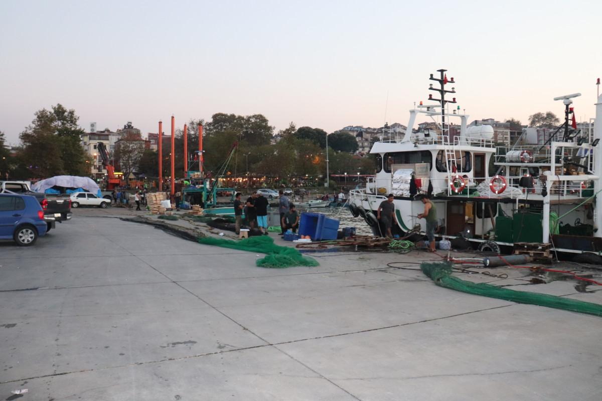 Akçakoca Balıkçı Tekneleri