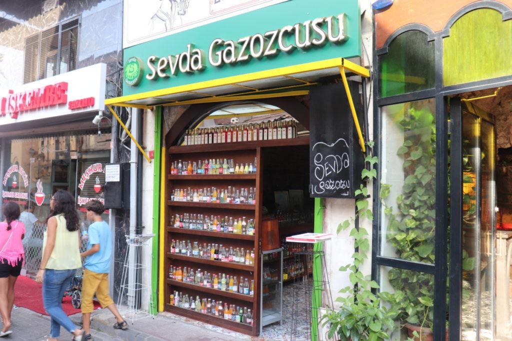 Sevda Gazozcusu