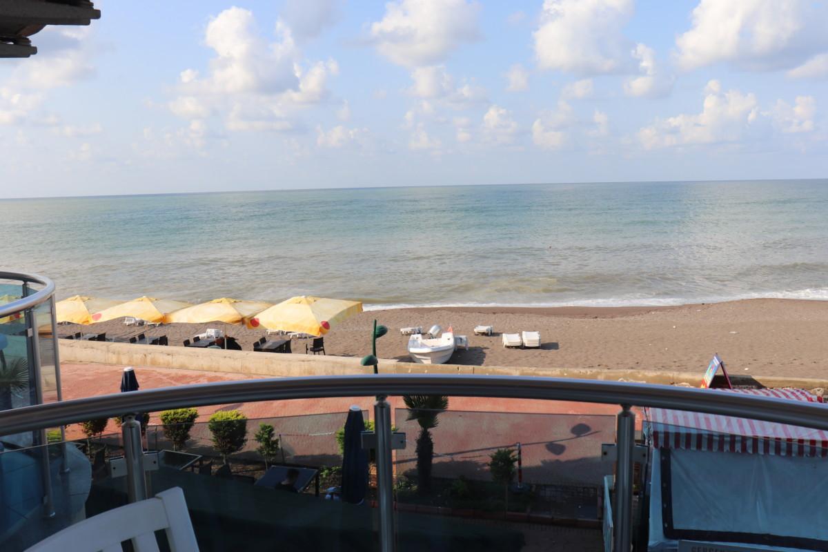 Turkuaz Beach Otel Oda Manzarası