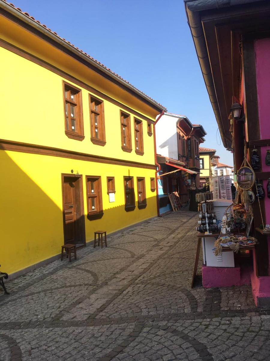 Eskişehir Odunpazarı Sokaklar
