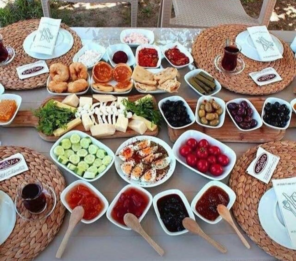 organica kahvaltı