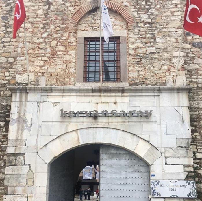 Öküz Mehmet Paşa Kervansarayı