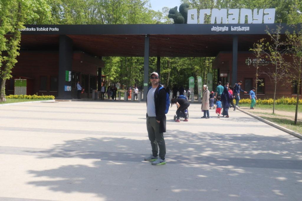 Ormanya Tabiat Parkı Giriş