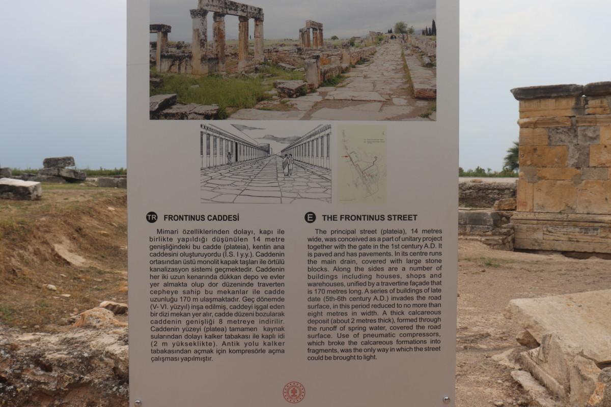 Frantinus Caddesi