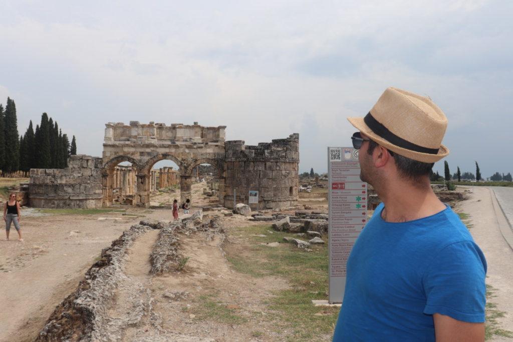 Pamukkale - Hierapolis Antik Kenti