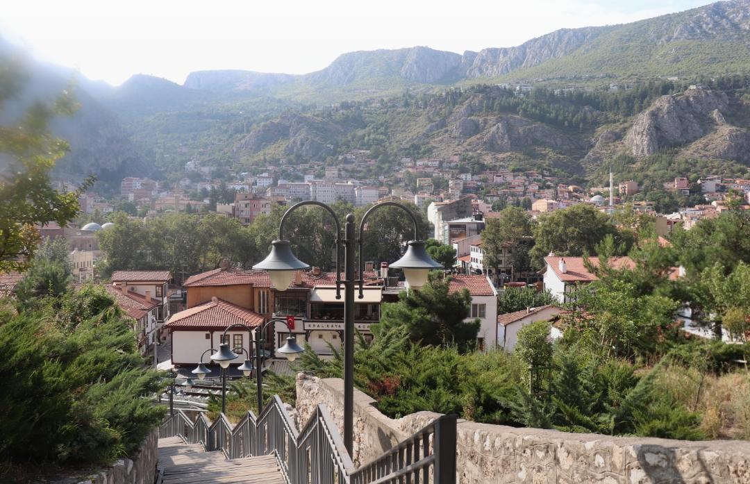 Amasya'dan Görünüm