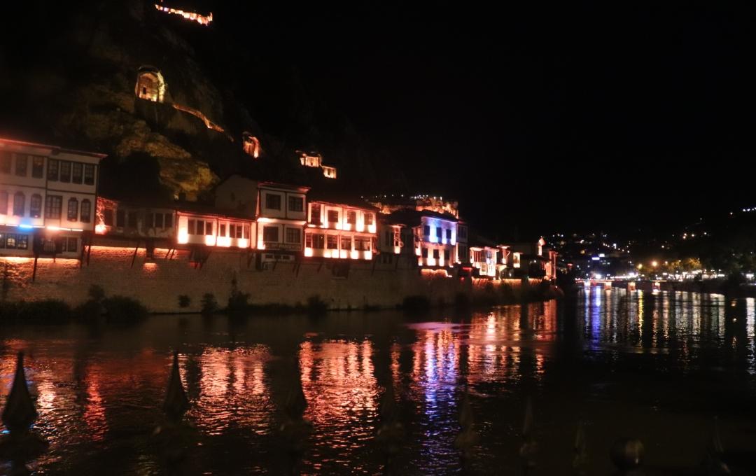 Amasya'da Gece