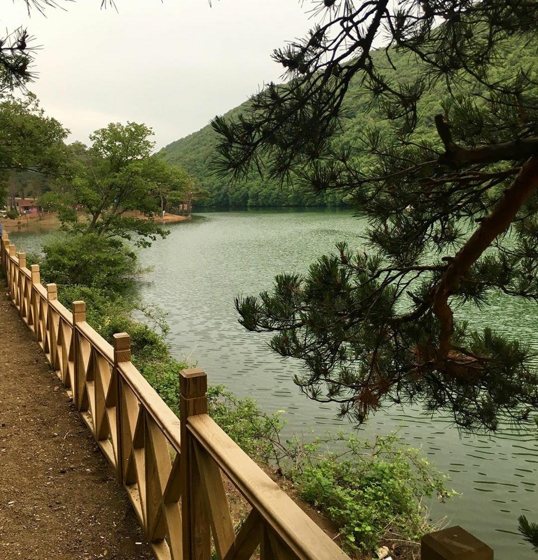 Boraboy Gölü Tabiat Parkı