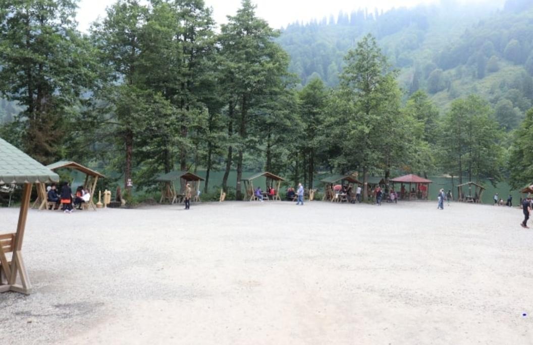 Piknik ve Mangal Alanı