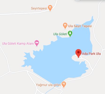 Harita Görünümü