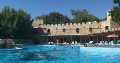 Doğa Tatil Köyü Havuz