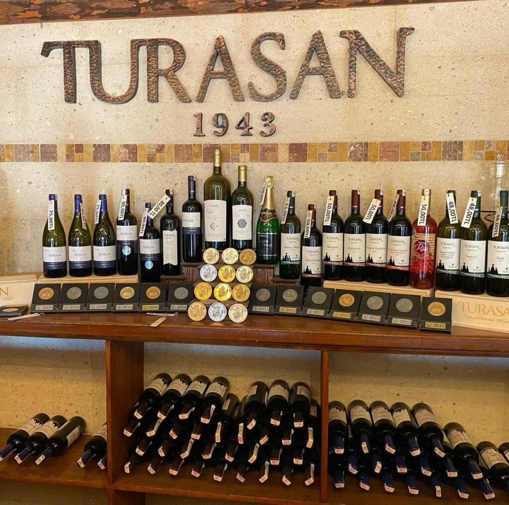 Turasan Şarap Mahzeni