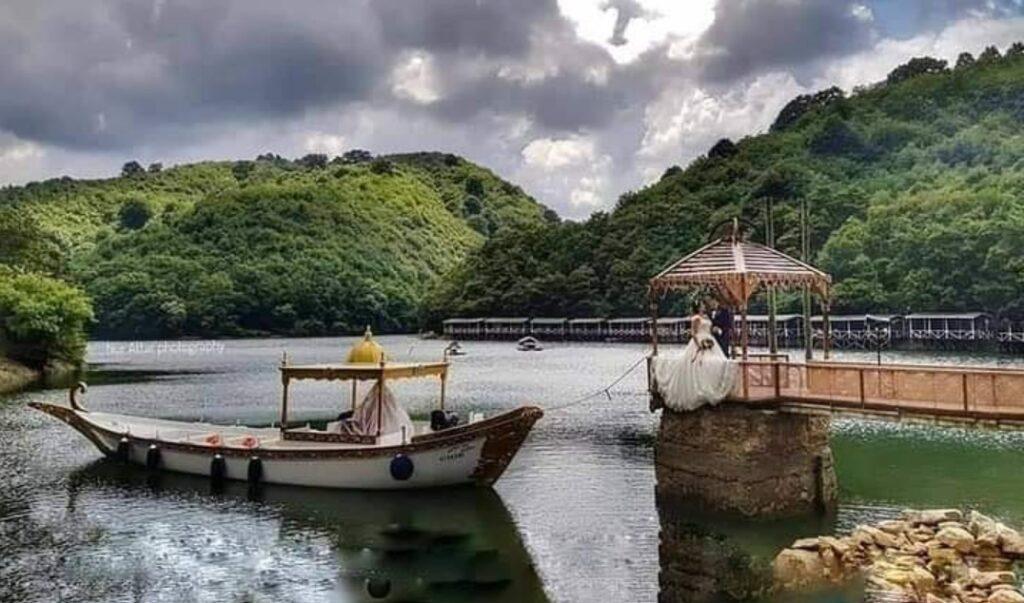 Saklı Göl Düğün Fotoğrafı