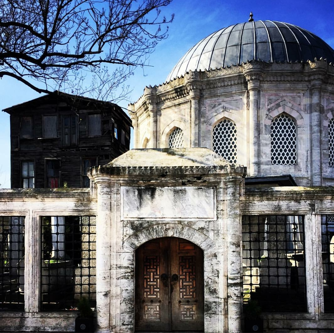 Eyüp Sultan Cami - Photo: eminecakal